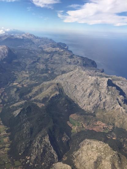 Limestone Mountains, Mallorca