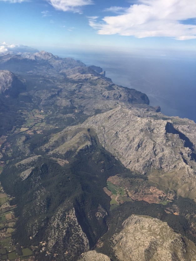 Limestone Mountains, Mallorca